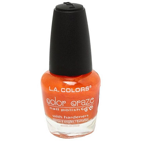 L.A. Colors Color Craze - Perfect Sunset Nail Polish