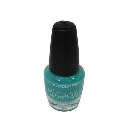 L.A. Colors Color Craze - Palm Tree Nail polish