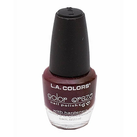 L.A. Colors Color Craze Nail Polish- Fiji Purple