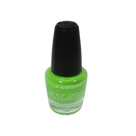 L.A. Colors Nail Polish - Mint