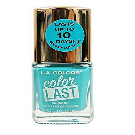 L.A. Colors Color Last Nail Polish - Devoted