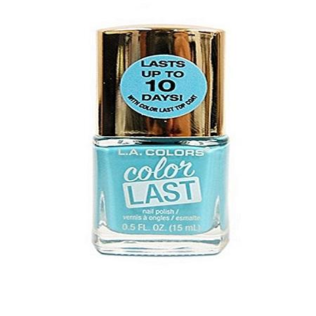 L.A. Colors Color Last Nail Polish - Happiness