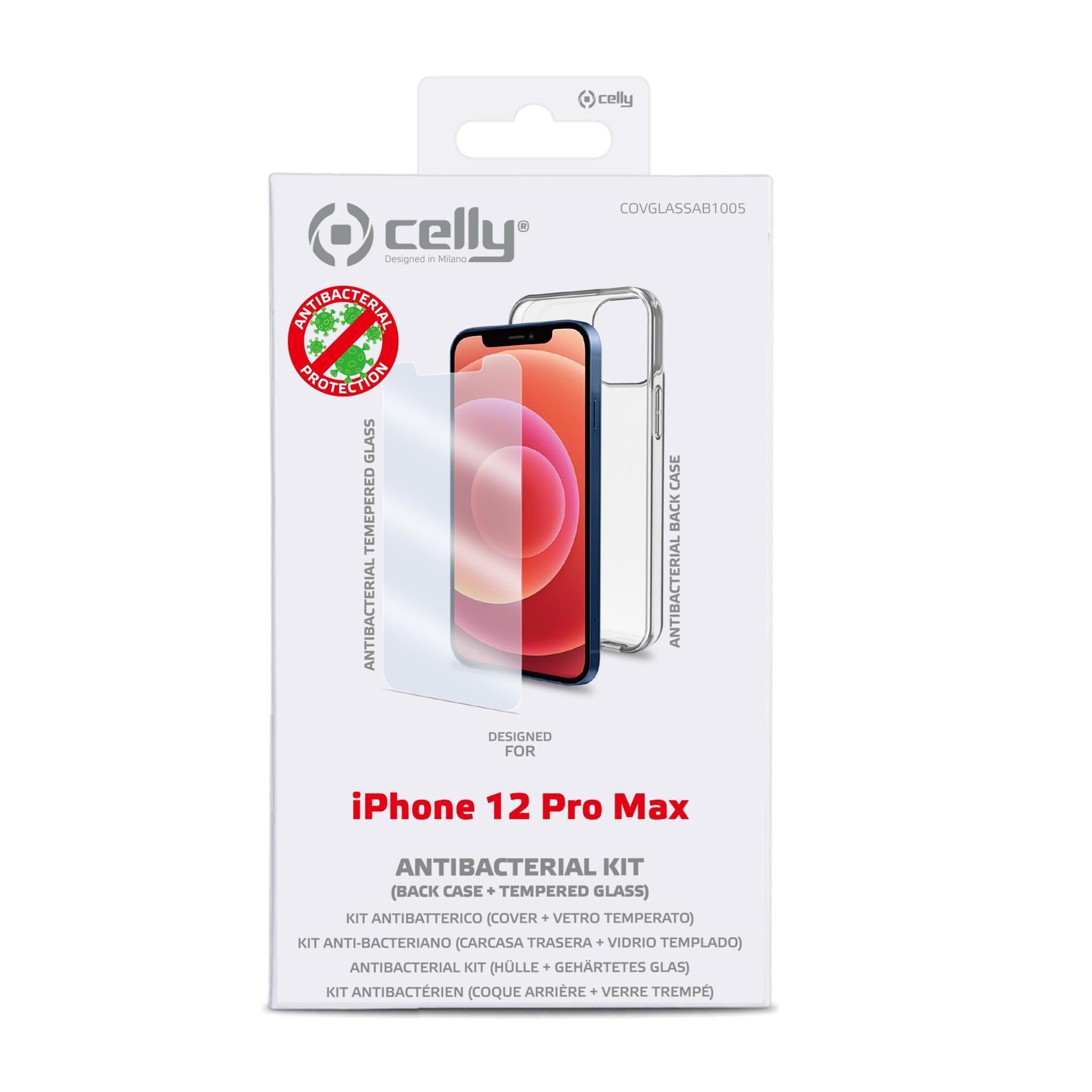 COVGLASSAB - iPhone 12 Pro Max