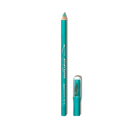L.A. Colors On Point Eyeliner Pencil - Teal