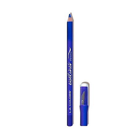 L.A. Colors On Point Eyeliner Pencil - Cobalt