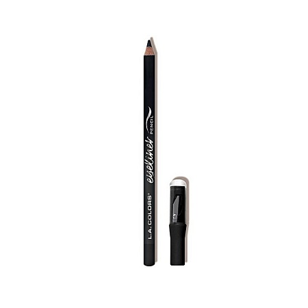 L.A. Colors On Point Eyeliner Pencil - Black