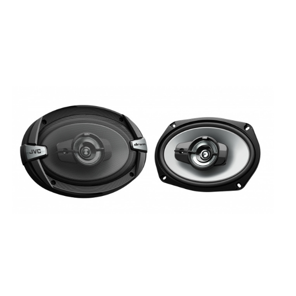 Car Audio Coaxial Speakers JVC CSDR693 500W Max 3-Way 6 x 9inches 4-Ohm.