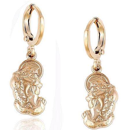 CarJay Jewels Gold Earring