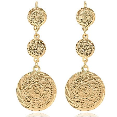 CarJay Jewels Gold Coated Earring hoops By CarJay Jewels Have one to sell?