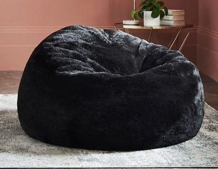 Large Beanbag Chair No Filler