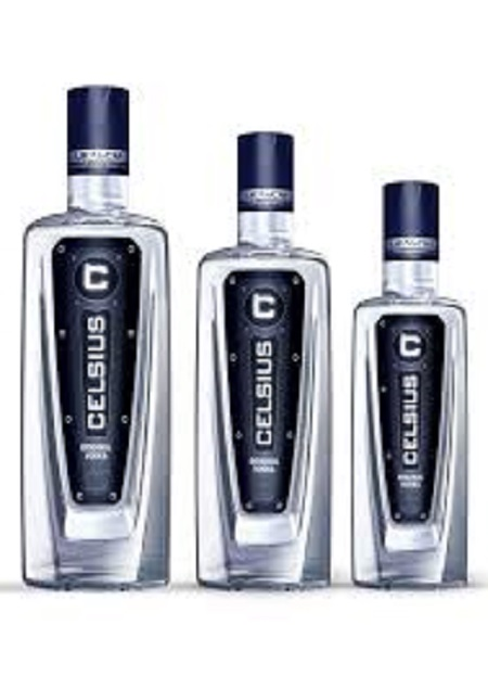Celsius Vodka 0.7L