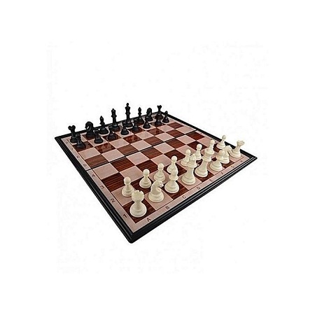 3 in1 Chess Board Game Magnetic Foldable Chess Mate