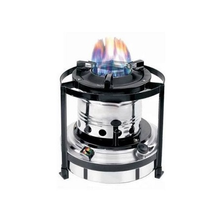 Stylish Chromium Plated Kerosene Wick Stove-2L