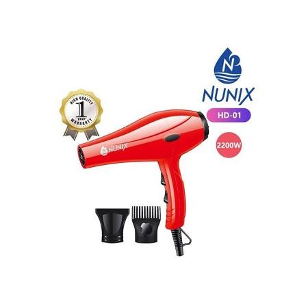 Nunix Hair Straightener Professional Blowdry