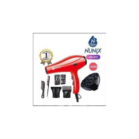 Nunix Hair Straightener With Nail Cutter Set