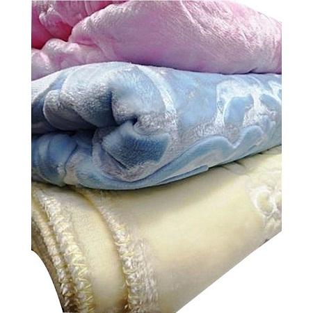Generic Warm silky Baby Shawl Blanket