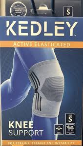 Kedley Orthopaedic Active Elasticated Knee Support Medium