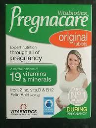 PREGNACARE ORIGINAL TABLET 30`S