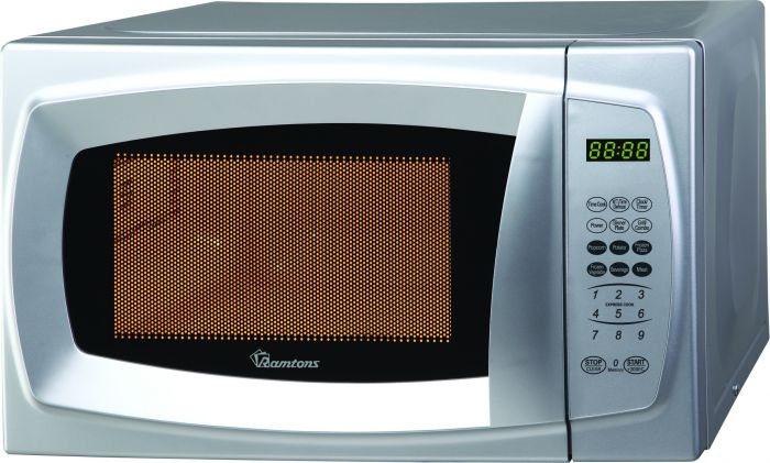 20 LITERS MICROWAVE+GRILL SILVER