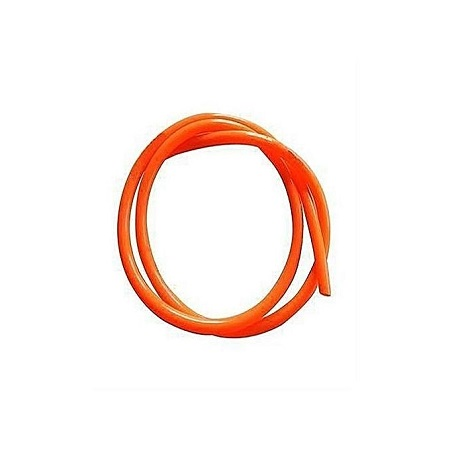 Generic 2m-Delivery gas pipe orange
