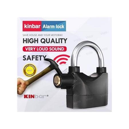 Generic Alarm lock padlock