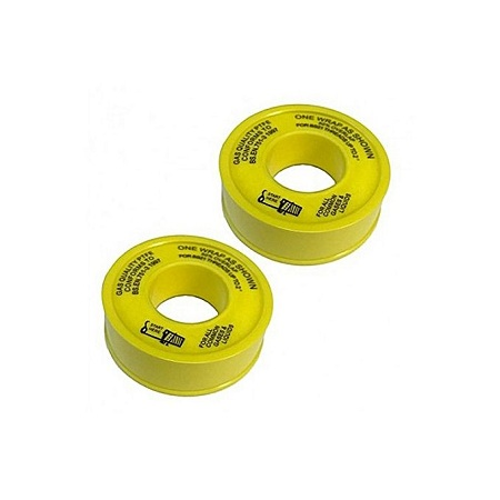 Generic Thread sealing tape- yellow (10 pieces)