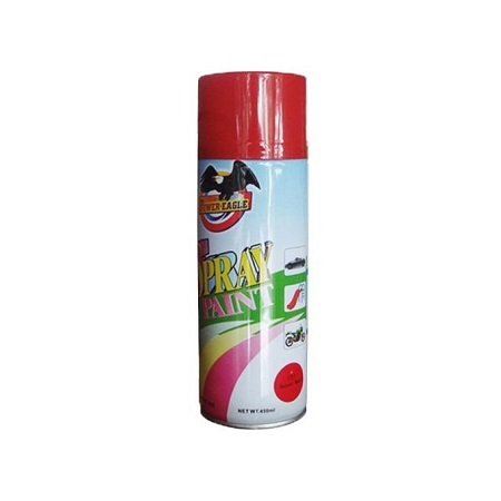 Power Eagle Spray Paint Red - 450ml