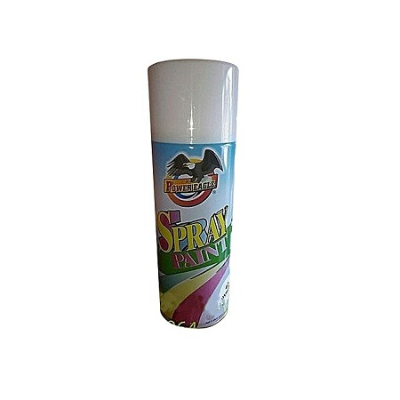 Power Eagle Spray paint-cream white