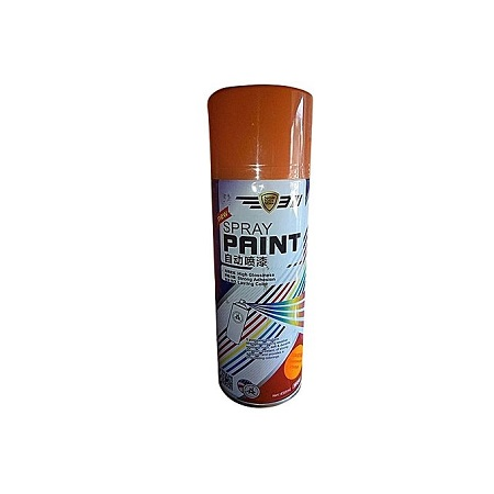 Generic Spray Paint Florescent orange