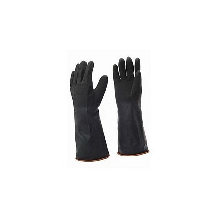 sun 3 Pairs Of Industrial Rubber Gloves
