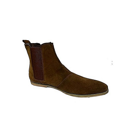 498474daab Generic Quality Leather All Weather Fashion Casual Chelsea Boots ...