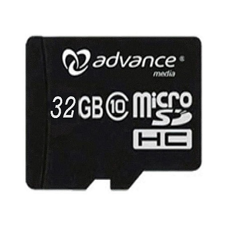 Advance Memory Card - 32GB - Black