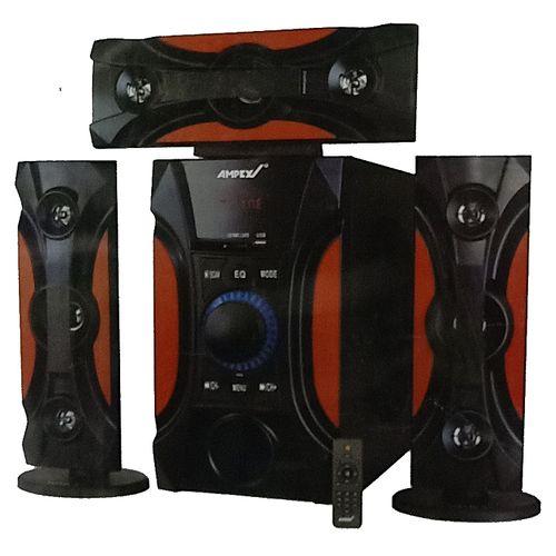Ampex Subwoofer Sound System - 3.1 Channel Woofer - 12000W PMPO - Bluetooth/USB/SD/FM Digital Radio