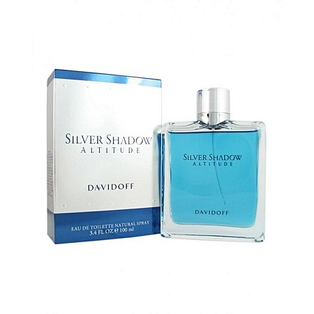Silver Shadow Altitude For Men EDT - 100 ml