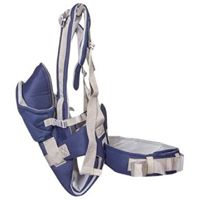 Baby Carrier (Two shoulder Straps) - Blue