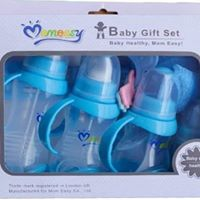 Mom Easy BABY FEEDING BOTTLES
