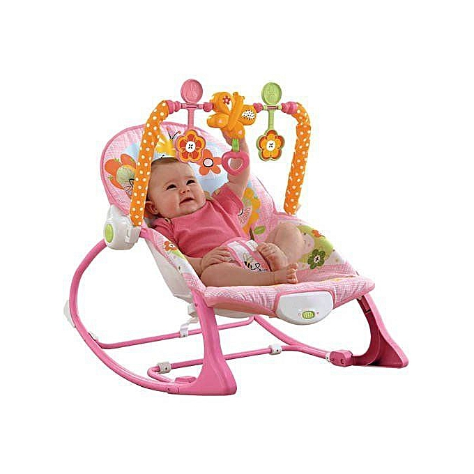 Infant-To-Toddler Rocker Seat