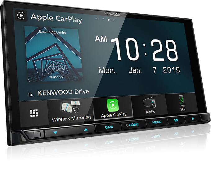 KENWOOD DDX9019SM Car Android Radio.