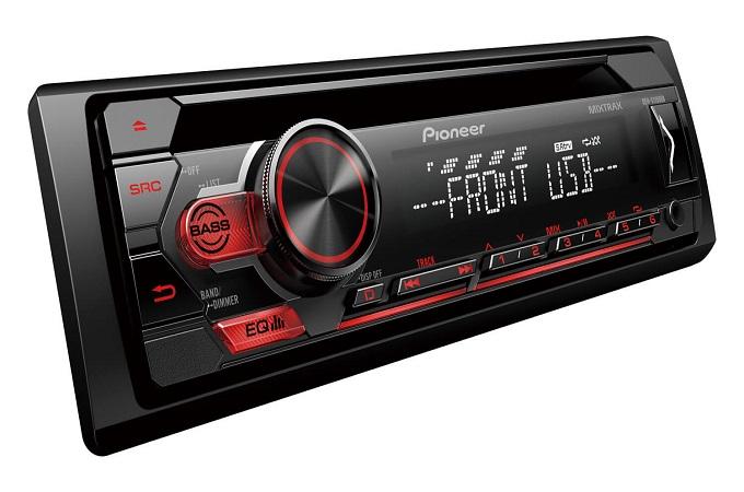 DEHS1150UB PIONEER CD USB RECEIVER aux FM radio