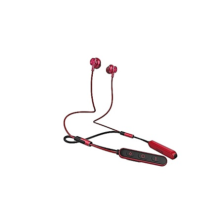 YISON E3 Bluetooth Headset - Red