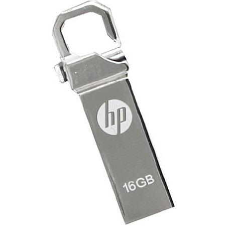 PD025 Metal 8GB USB 2.0 Portable Storage Flash Drive Pen Stick Thumb Memory U Disk-SILVER