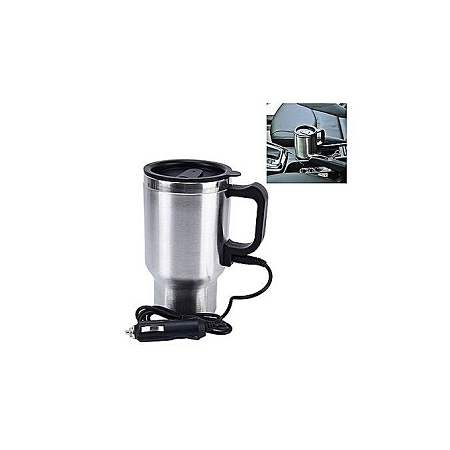 Stainless Steel Electric 12 v Insulated Electric Mug