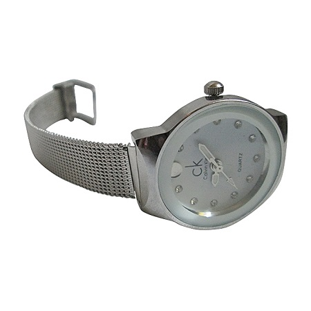 Classic Men's Wrist Watch Steel Strap Quartz Casual Watches