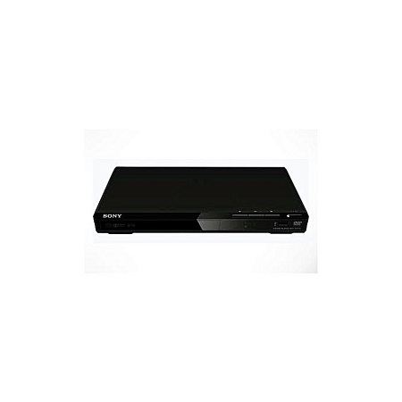 Sony New Sr-170 Dvd Player - Black