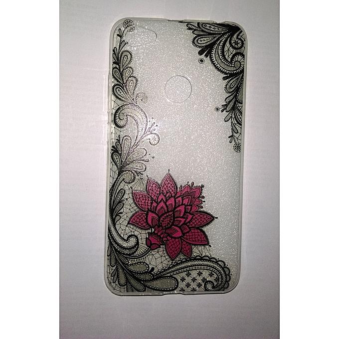 For Xiaomi Redmi Note 5a Lace Back Cover Case