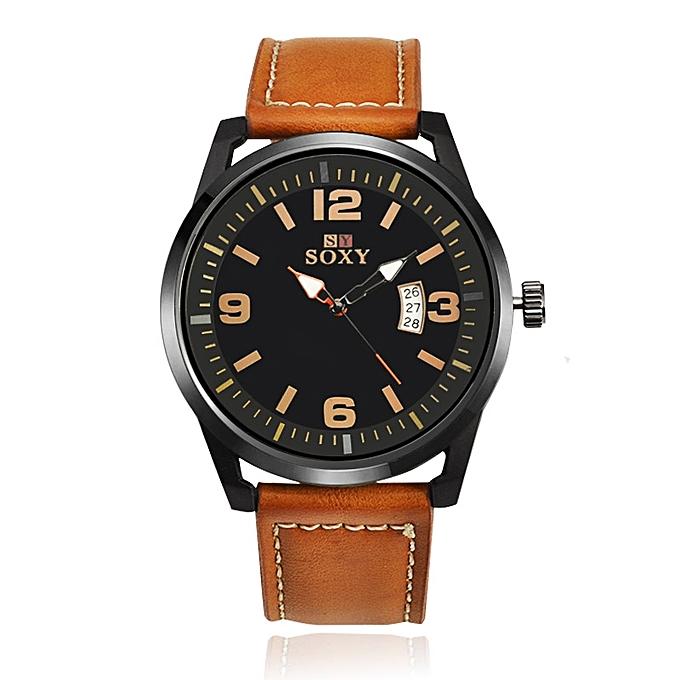 North Black Chronograph Men's Watch