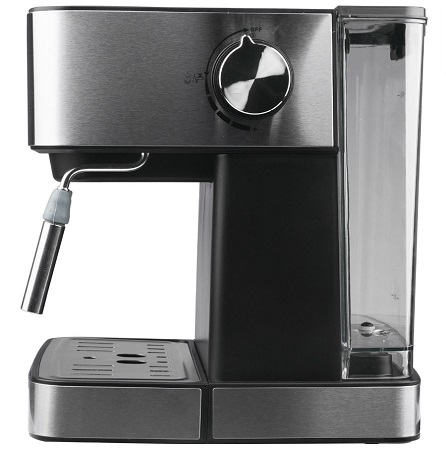 DSP KA3028 Coffee Machine Stainless Steel Pump Espresso Maker 220-240V 850W
