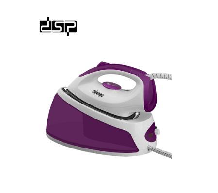 DSP Professional Ceramic Steam Iron - Purple