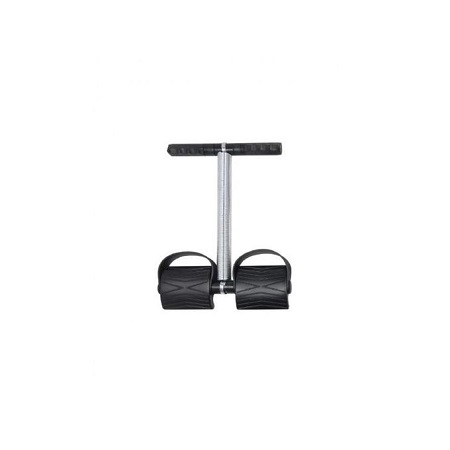 Foot Operated Tummy Trimmer 1 Spring - Black