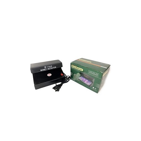 Counterfeit Money Detector - With Ultraviolet (UV) Light For All Currency